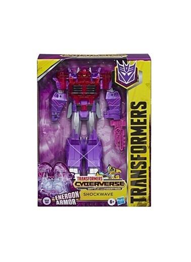 Transformers Transformers Cyberverse Dev Figür Shockwave E1885-E3641 Renkli
